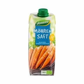 Suc de morcovi BIO 500 ml, Dennree