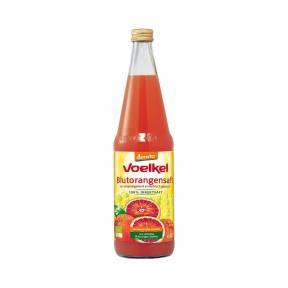 Suc de portocale rosii ECO 700 ml, Voelkel