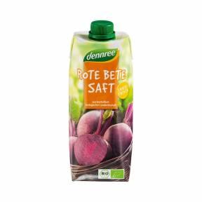 Suc de sfecla rosie ECO 500 ml, Dennree