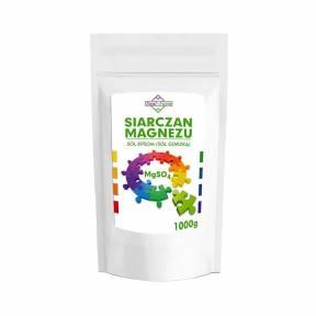 Sulfat de magneziu (sare Epsom amara), 1 kg, Soul-Farm