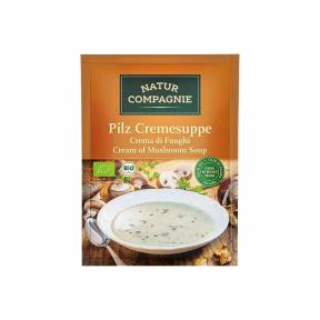 Supa crema de ciuperci ECO 40 g, Natur Compagnie