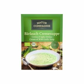 Supa crema de usturoi salbatic ECO 40 g, Natur Compagnie