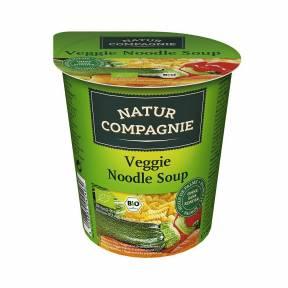 Supa de legume cu taitei ECO 50 g, Natur Compagnie