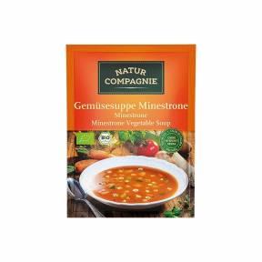 Supa de legume Minestrone ECO 50 g, Natur Compagnie