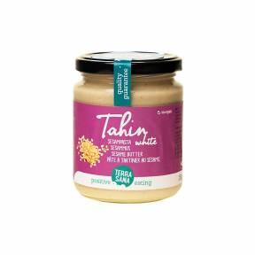 Tahini alb, pasta de susan, ECO, 250 g, TerraSana