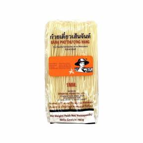 Taitei de orez 1 mm 400 g, Farmer