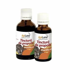 Tinctura de propolis cu picurator 30 ml