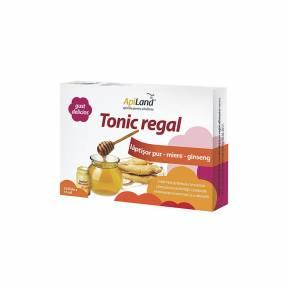 Tonic regal 10 fiole x 10 ml