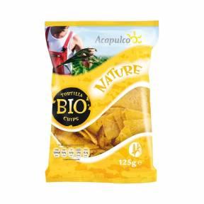 Tortilla chips ECO 125 g