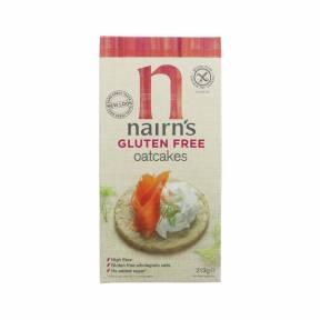 Turtite de ovaz fara gluten 213 g, Nairn's