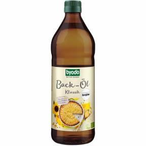 Ulei de floarea soarelui pentru copt ECO 750 ml, Byodo