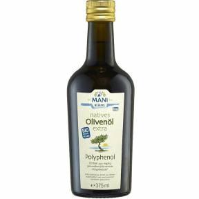 Ulei de masline extra virgin Polyphenol, ECO, 375 ml, Mani Blauel