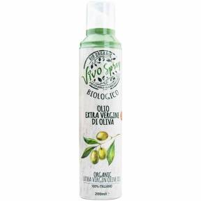 Ulei de masline extravirgin spray, ECO, 200 ml, Vivo Spray