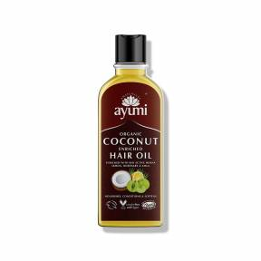 Ulei organic de cocos, cu ingrediente active, Ayumi, 150ml