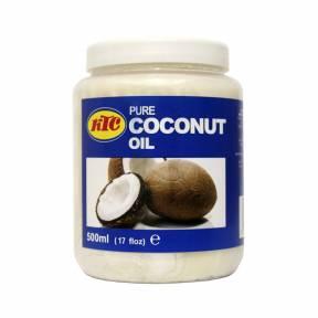 Ulei pur de cocos 500 ml, KTC