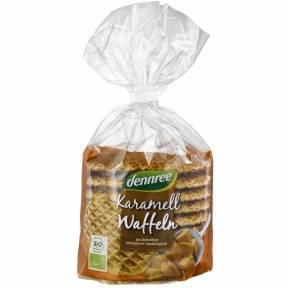 Vafe caramel ECO 315 g, Dennree