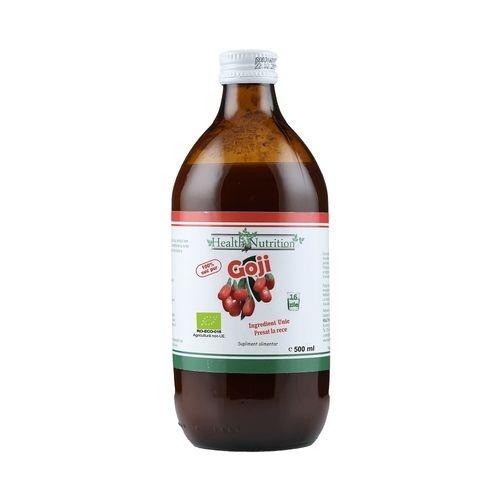 Goji BIO - Suc 100% Pur - Health Nutrition