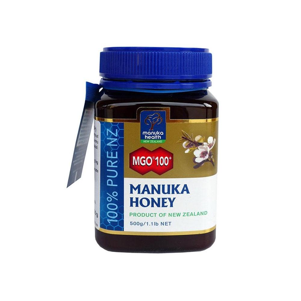 Miere de Manuka MGO 100+ 500 g, Manuka Health