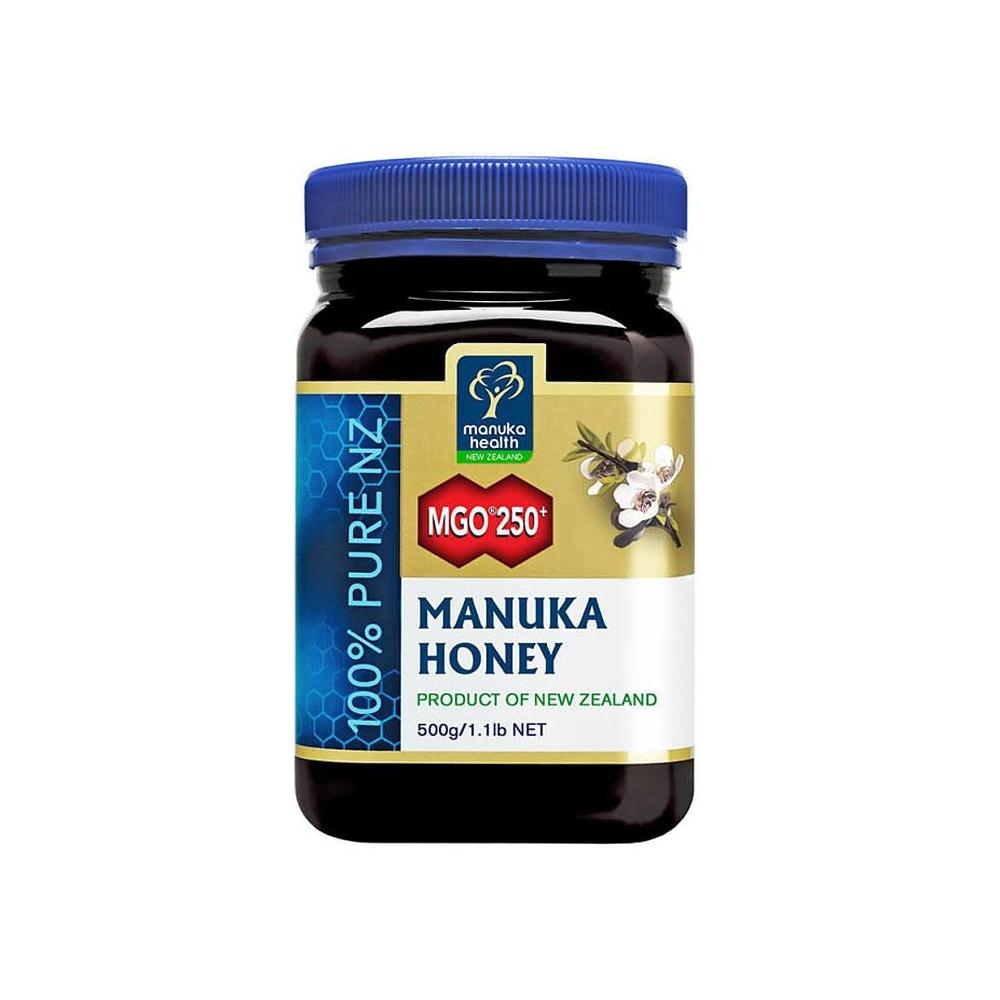 Miere de Manuka MGO 250+ 500 g, Manuka Health
