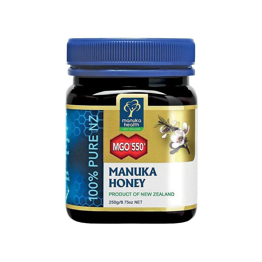 Miere de Manuka MGO 550+ 250 g, Manuka Health