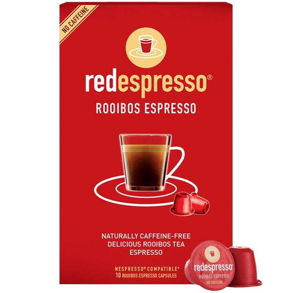 Rooibos espresso (10 capsule) 50 g RedEspresso