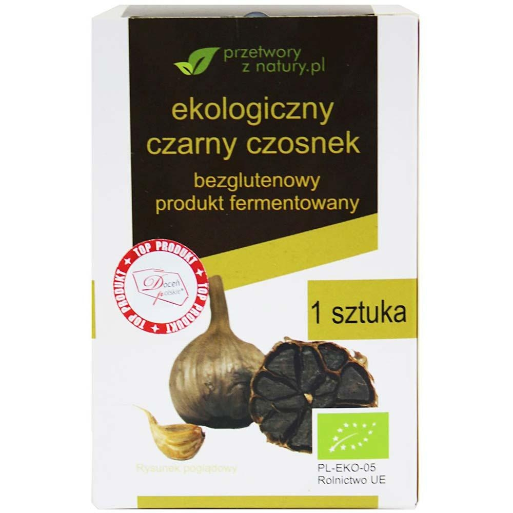 Usturoi negru, ECO, 1 buc, Products from Nature